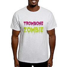 Trombone Zombie T-Shirt