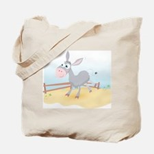 'Sunny Donkey' Tote Bag