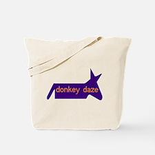 Donkey Daze Tote Bag