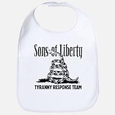 Unique Tyranny liberty Bib