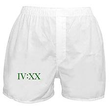 IV:XX Boxer Shorts