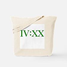 IV:XX Tote Bag