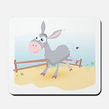 Sunny Donkey Mousepad