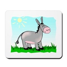 Happy Donkey Mousepad