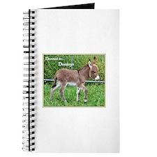 'Devoted to Donkeys' Journal