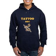 Michigan Football Sweatshirt - Tattoo OSU