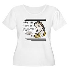 Retro Grandma T-Shirt