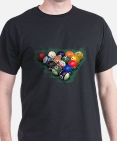 Worn, Billiards T-Shirt