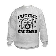 Future Drummer Sweatshirt