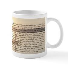 Fisherman's Mug