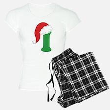 Christmas Letter I Alphabet Pajamas