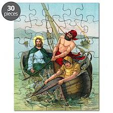 Fishing Puzzle