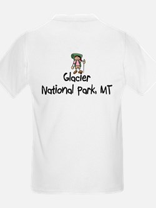 Glacier National Park (Boy) T-Shirt