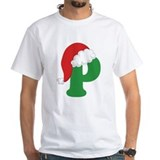 Christmas p Mens Classic White T-Shirts