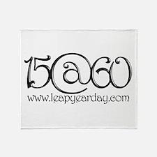 15@60 Throw Blanket