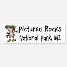 Pictured Rocks Nat Park (Girl)