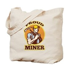 Construction worker engineer Tote Bag