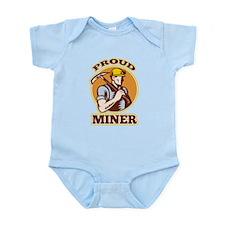 Construction worker engineer Infant Bodysuit