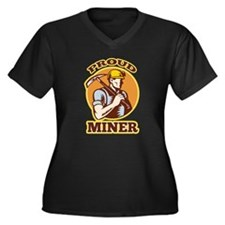 Construction worker engineer Women's Plus Size V-N
