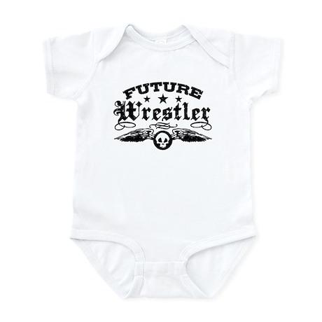 Future Wrestler Infant Bodysuit