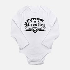 Future Wrestler Baby Outfits