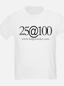 25@100 T-Shirt