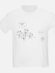 Heart Zombies T-Shirt