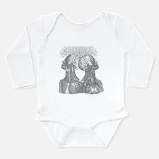 Mindblowing Long Sleeve Infant Bodysuit
