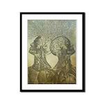 Mindblowing Framed Panel Print