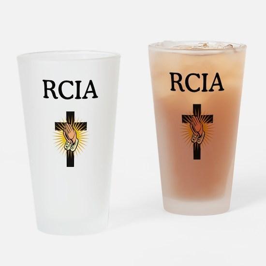 RCIA Drinking Glass