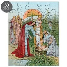 Moses in the River Puzzle