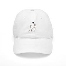 The Dancing Skeleton Baseball Cap