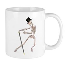 The Dancing Skeleton Mug