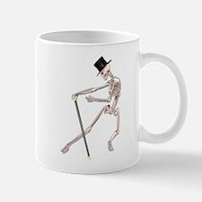 The Dancing Skeleton Small Small Mug