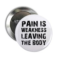 """Cool fitness design 2.25"""" Button (10 pack)"""