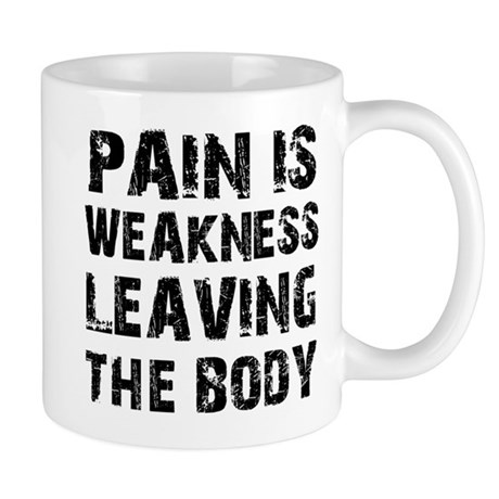 Cool fitness design Mug