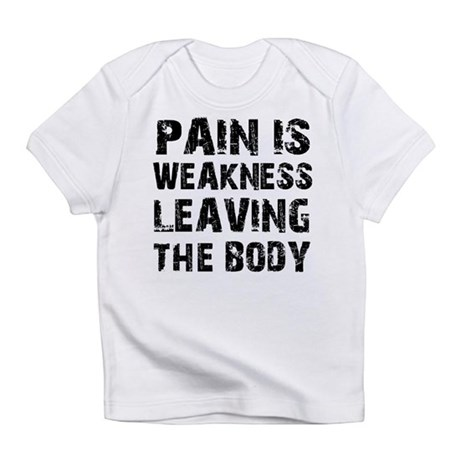 Cool fitness design Infant T-Shirt