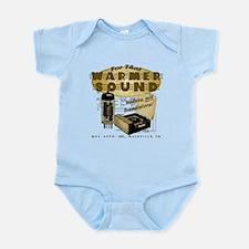 Valve Amplifier Infant Bodysuit