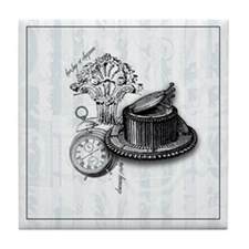 Funny Womens Tile Coaster
