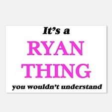 It's a Ryan thing, yo Postcards (Package of 8)