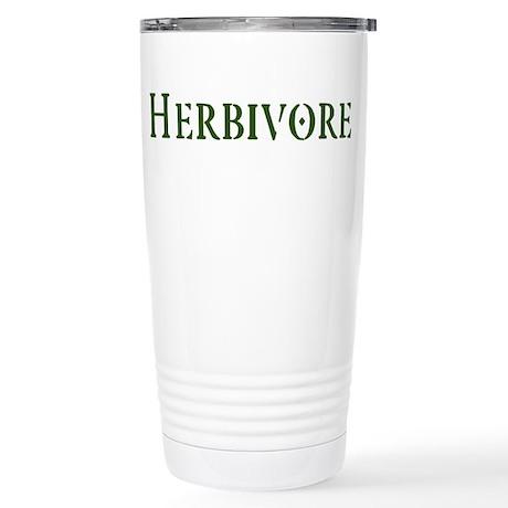 Herbivore Stainless Steel Travel Mug
