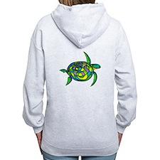 Women's Octopus Zip Hoodie