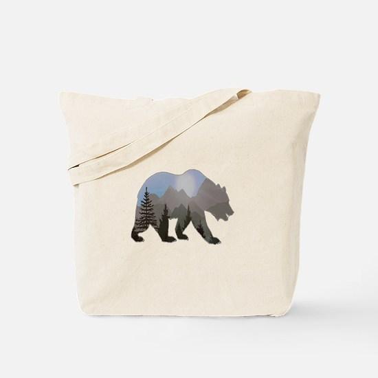 WILDERNESS WANDERER Tote Bag