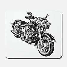 Moto! Mousepad