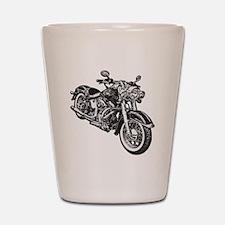 Moto! Shot Glass