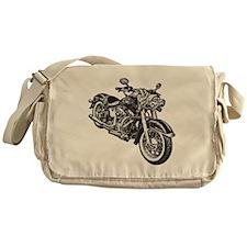 Moto! Messenger Bag
