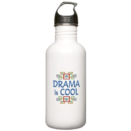 Drama is Cool Stainless Water Bottle 1.0L