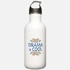 Drama is Cool Water Bottle