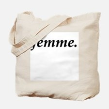 femme. - any questions? 2 Tote Bag