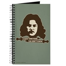 Inigo Montoya Knows Something Journal